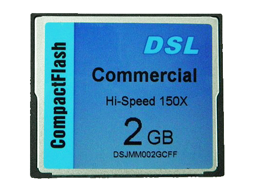 P9 MLC CF Card – Commercial Grade