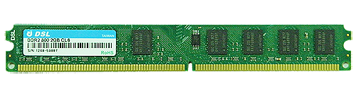 DDR2 Very Low-Profile DIMM 240PIN