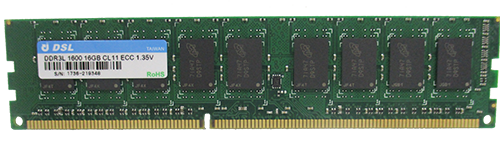 DDR3 Registered-DIMM 240PIN