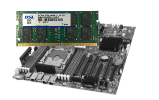 DDR4-2666 ECC 2600